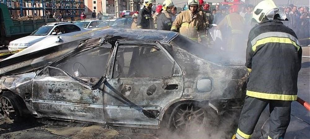 پیشنهادِ دوستی به آتش زدن ماشین ختم شد!