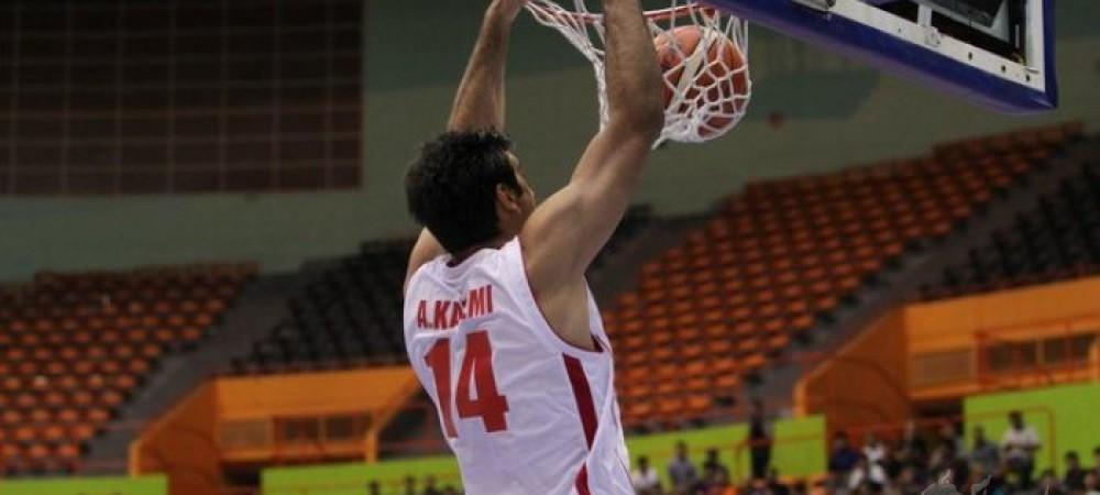 قهرماني ايران در تورنمنت چهارجانبه بسکتبال چين