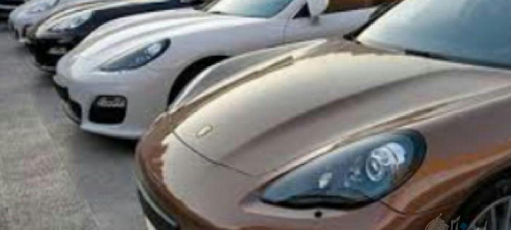 خودروهای قاچاقچیان مواد مخدر به مزایده گذاشته شد
