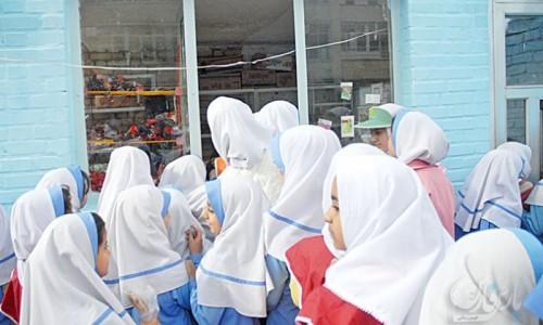 ممنوعیت عرضه مواد غذایی غیرمفید در بوفه مدارس