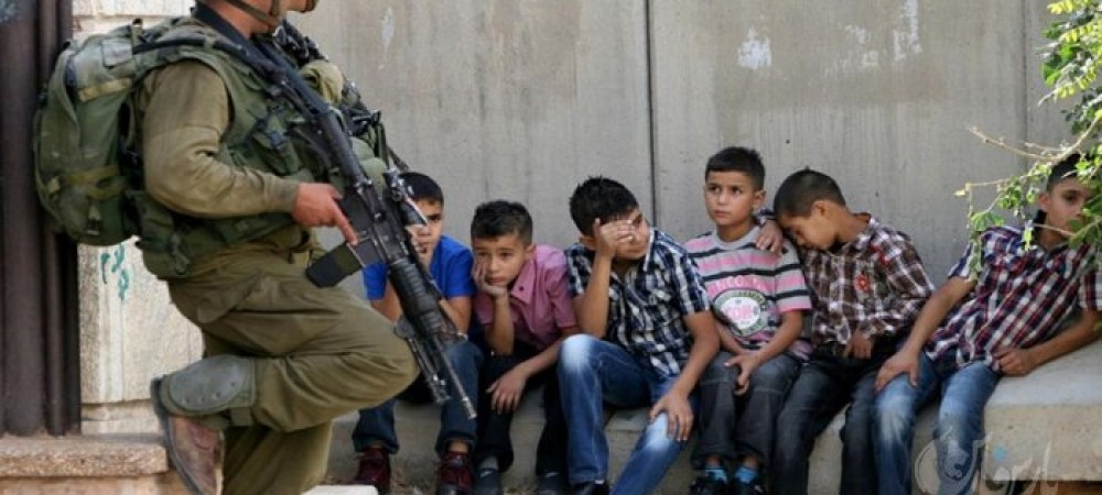 سیصد کودک فلسطینی در بند صهیونیستها