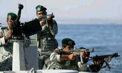 دفع حمله ۷ قایق دزدان دریایی به شناور ایرانی