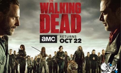 سریال مردگان متحرک (The Walking Dead) محبوب ترین سریال آمریکایی+فیلم