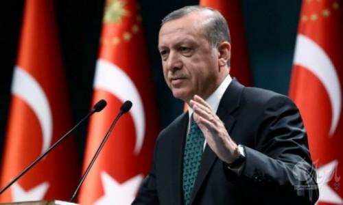 حمایت اردوغان از ایران در برابر آمریکا