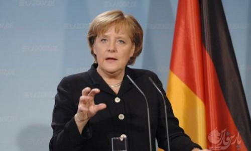 حمایت صدراعظم آلمان از برجام