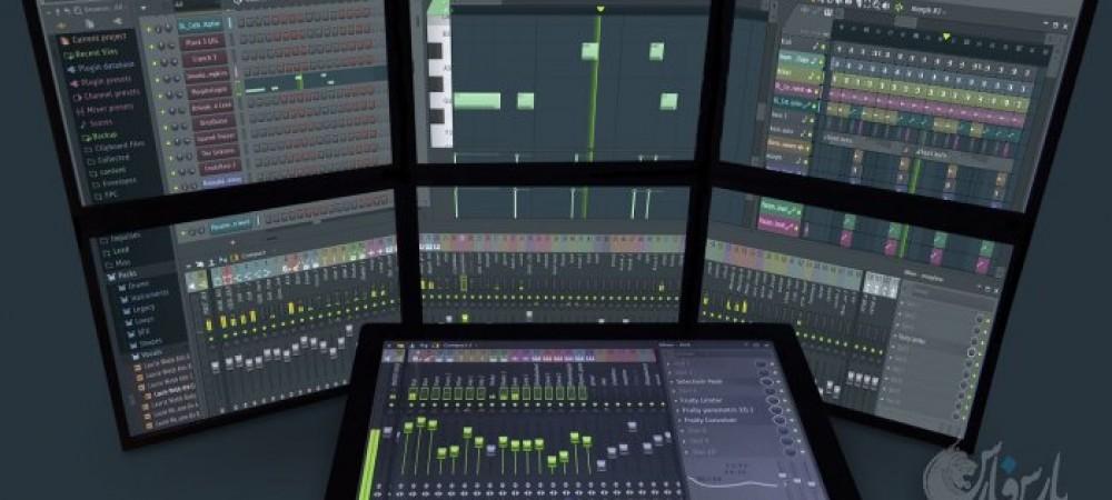 با FL Studio آهنگسازی را شروع کنید+دانلود