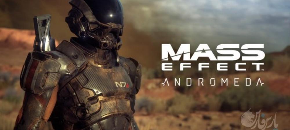 معرفی بازی اکشن Mass Effect :Andromeda یا  تأثیر فراگیر