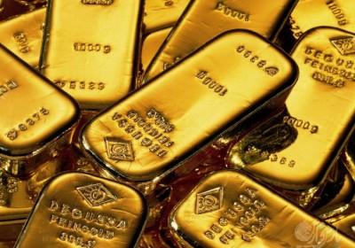 کاهش جهانی قیمت طلا