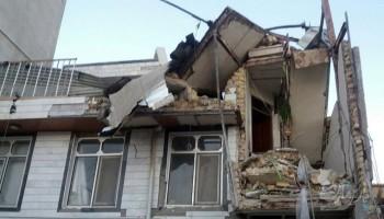 در مناطق زلزله زده کرمانشاه 44 مدرسه به طور کامل تخریب شده