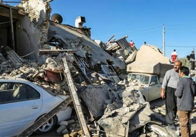 جمع آوری کمک برای زلزله زدگان توسط قهرمانان و چهره های ورزشی