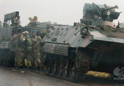 کودتای در زیمبابوه