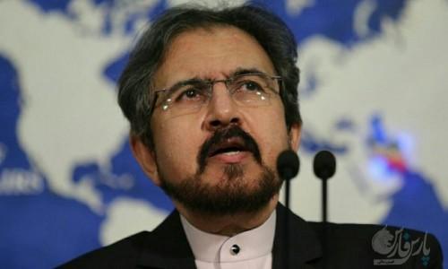 قاسمی: ایران در مواضع خود تجدیدنظری نداشته است