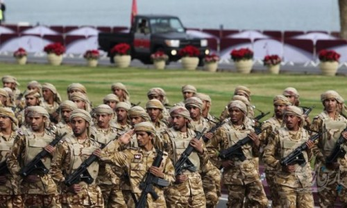 وزارت دفاع قطر: رژه نظامی ما بیانگر قدرت و توانایی مقابله با دشمنان است