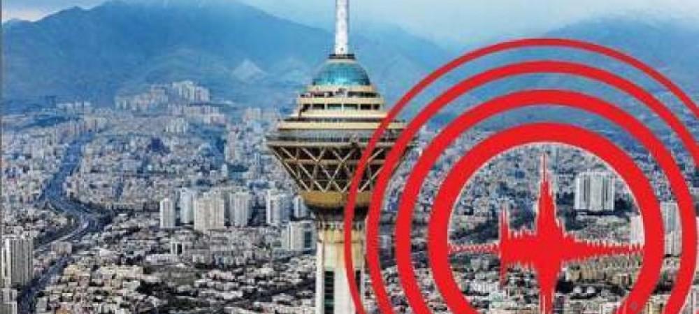 احتمال وقوع زلزله 7 ریشتری در تهران با فعال شدن گسل ماهدشت