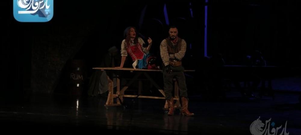 گزارش تصویری : نمایش موزیکال الیور توئیست