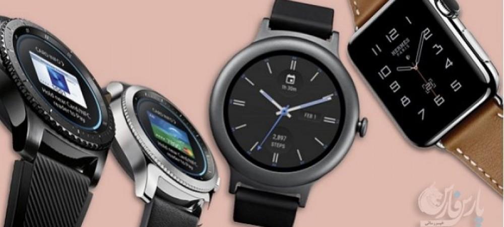 بهترین ساعت هوشمند و دستبندهای هوشمند پیشنهادی بر اساس قیمت (بهمن و اسفند 96)
