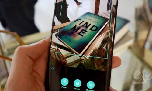 بیکسبی ویژن در گوشی گلکسی S9 قبل از ترجمه تصویری، زبان مبدأ را تشخیص می دهد
