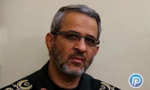 فرمانده بسیج: قابل قبول نیست به بهانه ورزش، با رژیم صهیونیستی ارتباط برقرار کنیم