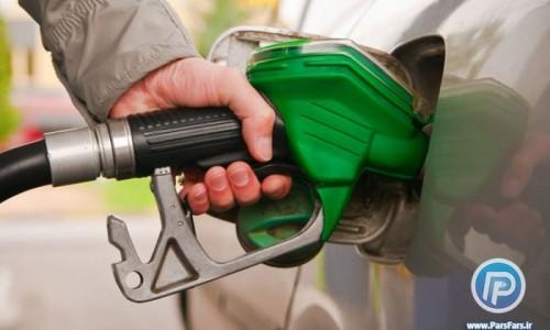 مصرف بنزین در کشور رکورد زد