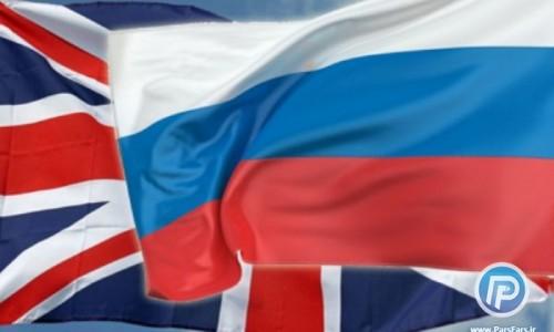 دیپلمات های اخراجی روسیه لندن را ترک کردند