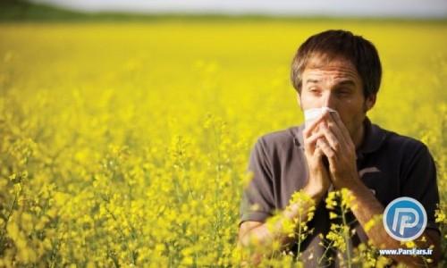 کنترل و درمان آلرژی فصلی در بهار
