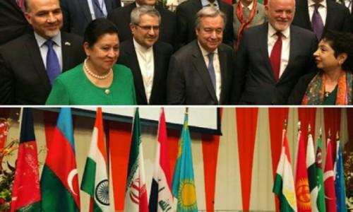 مراسم نوروز ایرانی در سازمان ملل
