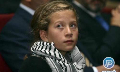 محکومیت 8 ماهه ی «عهد التمیمی» در دادگاه اسرائیل