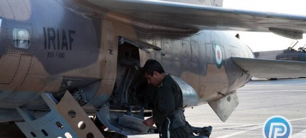 آزمایش نهایی هواپیمای اورهال شده ایرانی توسط امیر شاه صفی