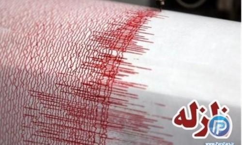 گزارشی از خسارت زلزله اسفراین دریافت نشده است