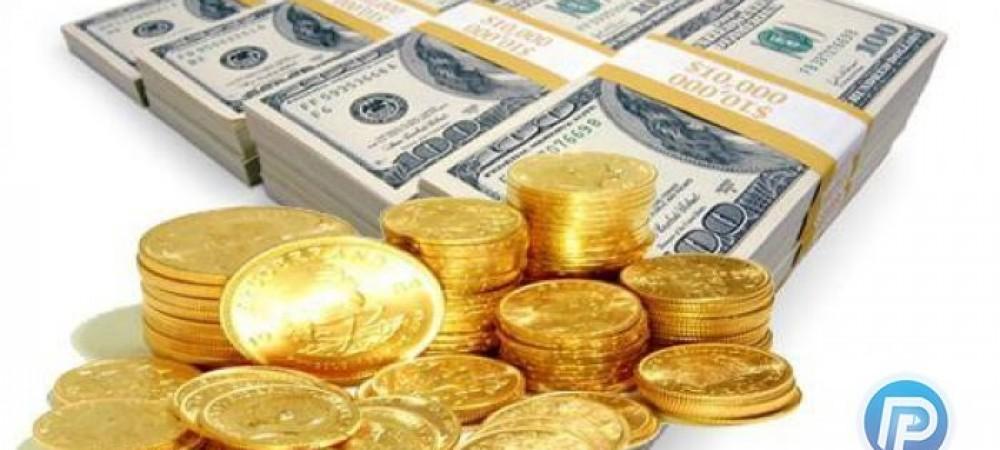 قیمت سکه، طلا و ارز در بازار امروز شنبه ۱۱ فروردین ماه ۹۷