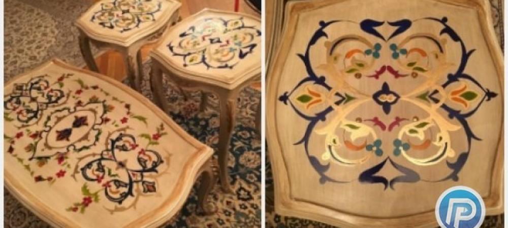 هنر بی نظیر بانوی خطاط ایرانی