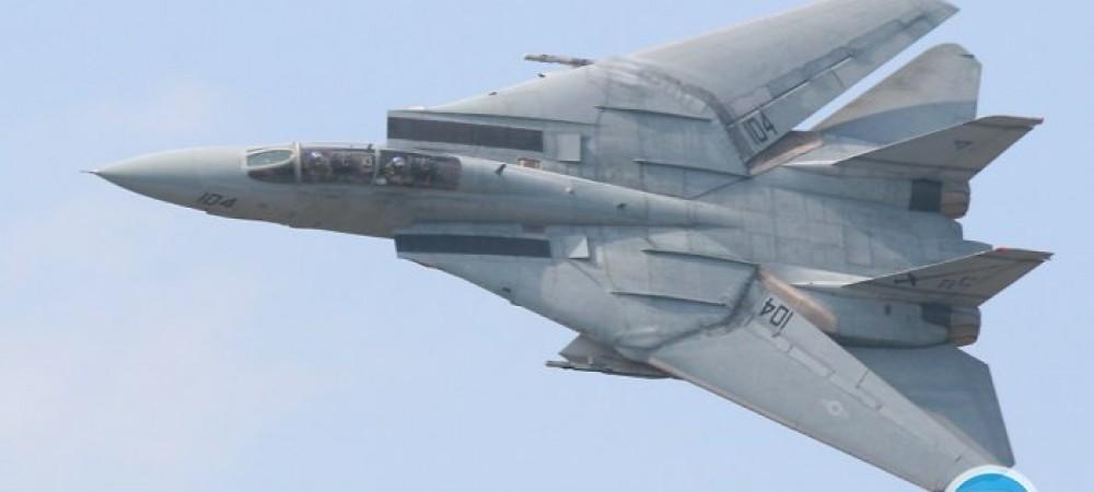 سوختگیری جنگنده ایرانی در آسمان