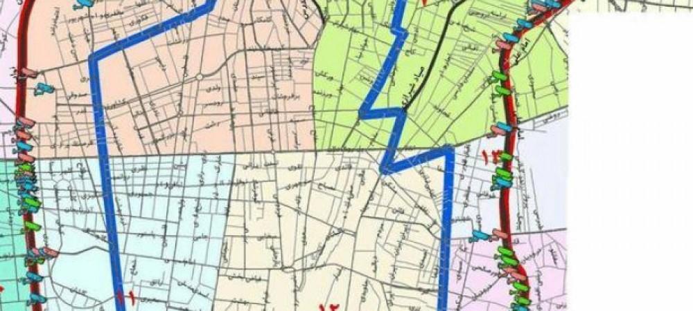 جزییات تردد رایگان ساکنان محدوده طرح ترافیک ۹۷