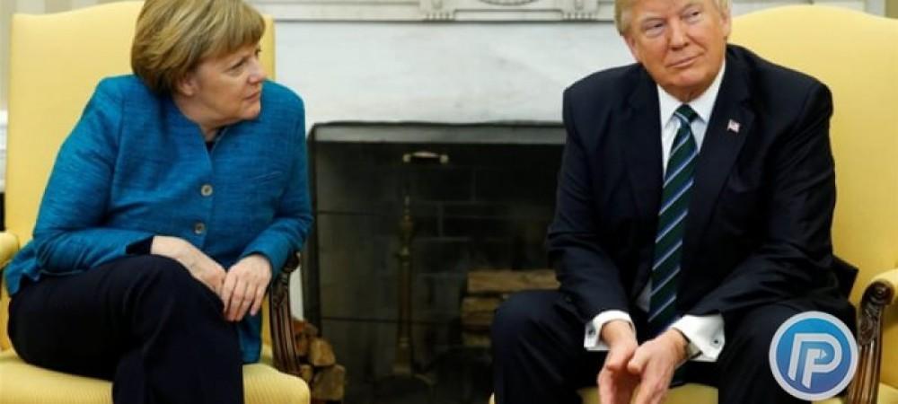 مواضع آلمان درباره برجام در آستانه دیدار مرکل با ترامپ