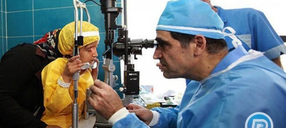 وزیر بهداشت شخصا بیماران سرپل ذهابی را ویزیت کرد