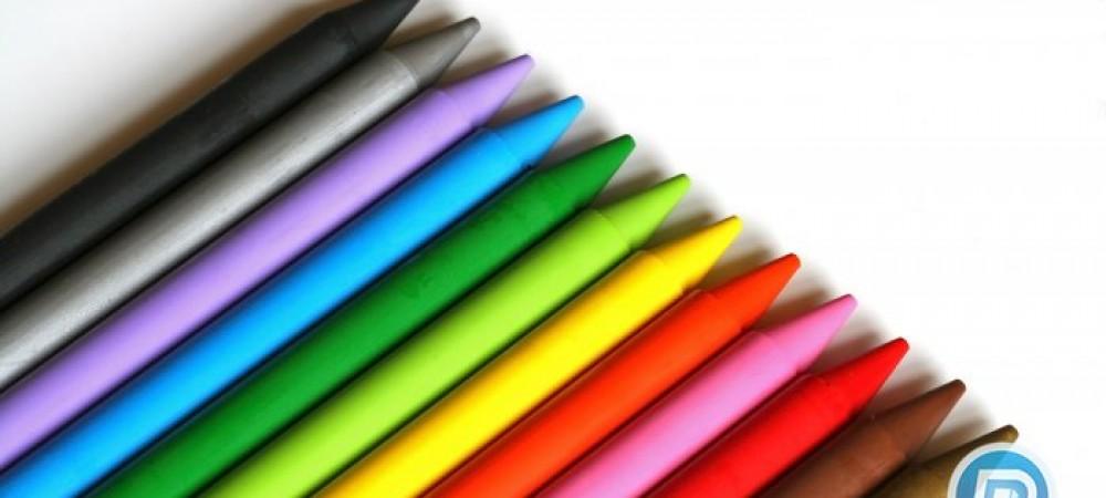 کاردستی های جالب با مداد شمعی