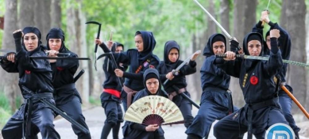 نینجا های ایرانی بیشتر از همیشه