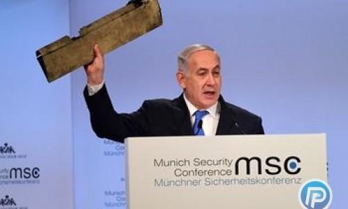 نتانیاهو برای حل مشکل کم آبی در ایران راهکار داد!!