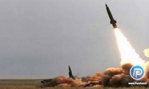 اصابت موشک بالستیک به پایگاه نظامی عربستان در جیزان