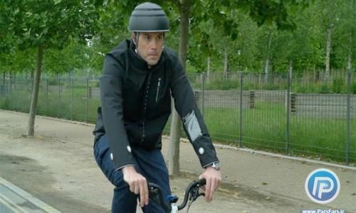 """ژاکت هوشمند """"فورد"""" برای دوچرخهسواران"""