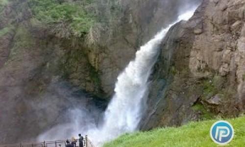 بلندتر و زیباتر از آبشار نیاگارا در همین نزدیکیهاست + تصاویر