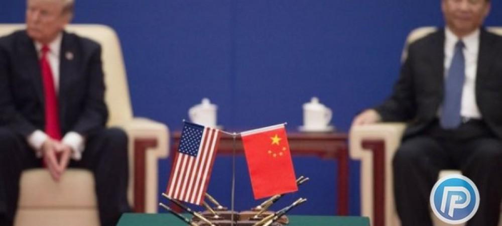 رقابت سنگین اقتصادی چین با آمریکا