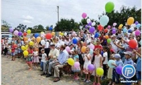 ثبت پرجمعیت ترین خانواده دنیا در کتاب گینس