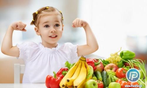 12 غذای طبیعی که تقویتکنندهی هوش کودک شماست