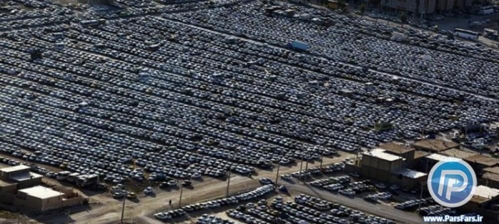 احتکار تاریخی سمند توسط ایران خودرو