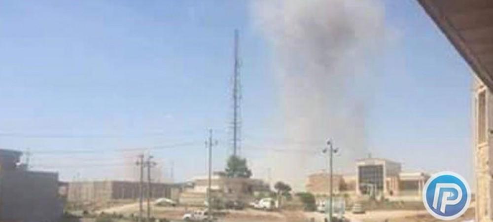 حمله موشکی سپاه پاسداران به کردستان عراق