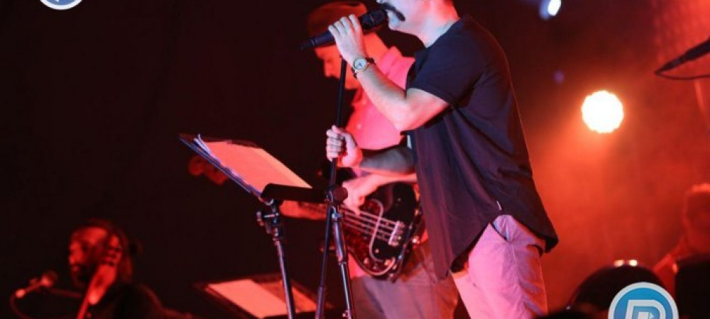 گزارش ویژه از کنسرت گروه پالت