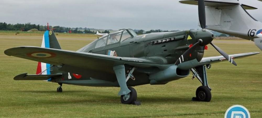 جنگنده های جنگ جهانی اول در آسمان فرانسه