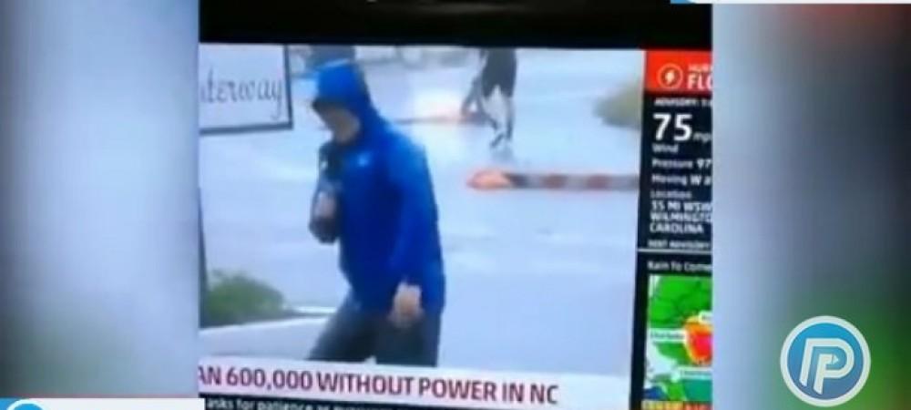 سوتی وحشتناک خبرنگار در برنامه زنده