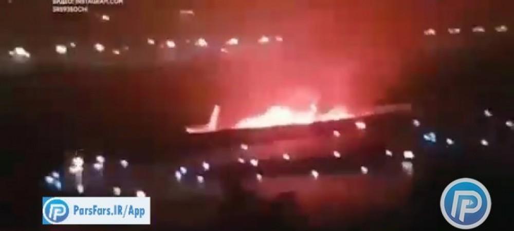18 زخمی هنگام خروج بویینگ 737 از باند